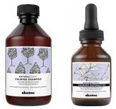 Успокаивающие и смягчающие продукты для чувствительной или раздраженной кожи головы.