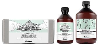 Регенерирующие, оживляющие и детоксицирующие продукты для атоничной кожи головы и волос, подвергающихся негативному воздействию окружающей среды