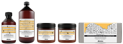 Питающие, укрепляющие и восстанавливающие продукты для обезвоженной кожи головы и сухих, хрупких и поврежденных волос